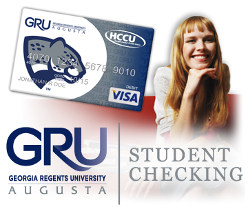 GRU Student Checking